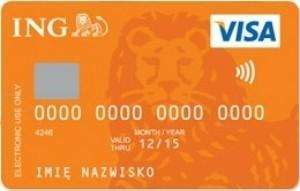 Karta Visa wydawana jest bezpłatnie
