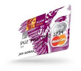 Konto Internetowe - karta MasterCard Debit