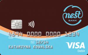 Karta Visa jest wydawana za darmo