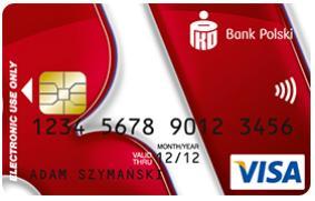 Darmowe konto bankowe - karta PKO