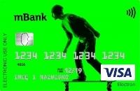 Konto dla dziecka - karta mBank