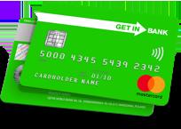 Karta MasterCard/Visa wydawana jest bezpłatnie