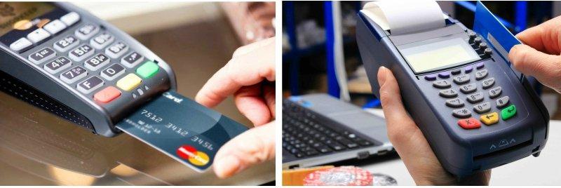 Jak płacić kartą w sklepie
