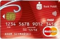 Karta płatnicza do konta młodzieżowego PKO BP