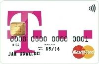 Karta płatnicza do konta młodzieżowego T-Mobile UB