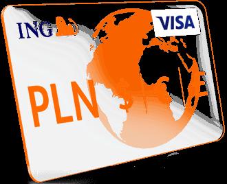Karta wielowalutowa ING Bank Śląski