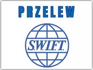 Przelew SWIFT