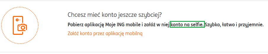 Konto bankowe przez internet bez kuriera w ING Bank Śląski