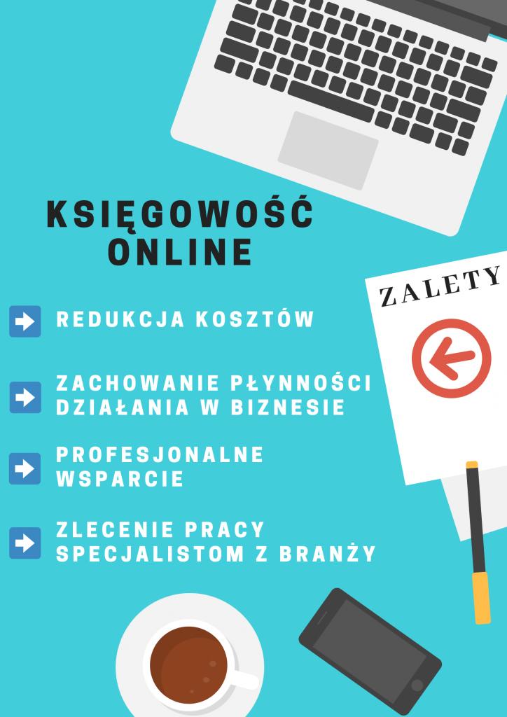 Księgowość online - największe zalety