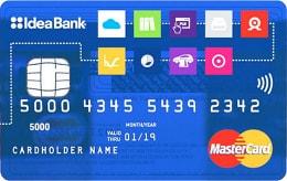 Konto Idealne - karta MasterCard