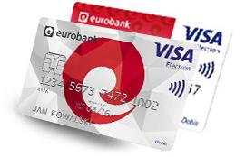 Konto w pełni - karta płatnicza