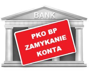 Jak zamknąć konto w PKO BP
