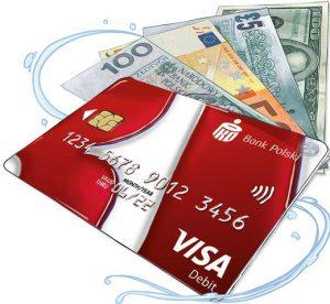 Konto walutowe PKO BP - karta wielowalutowa