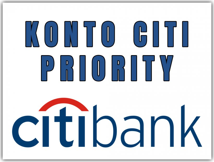 CITI PRIORITY - BANK CITI HANDLOWY