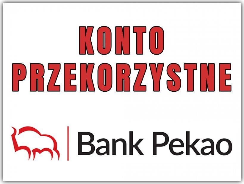 KONTO PRZEKORZYSTNE - BANK PEKAO