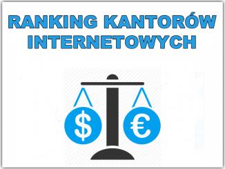 RANKING KANTORÓW INTERNETOWYCH